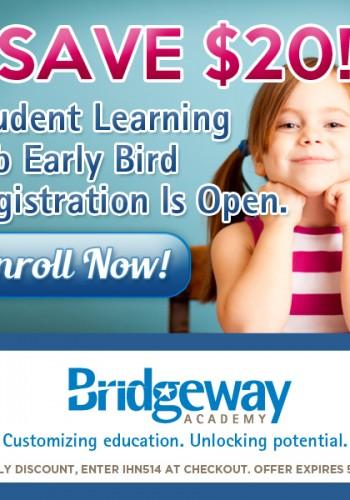 Homeschooling Online with Bridgeway Homeschool Academy