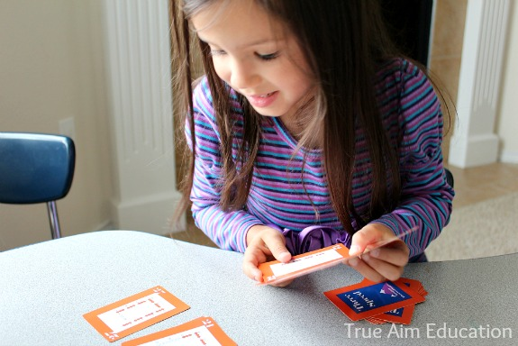 how to teach multiplication game
