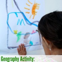 Booking Across America: Exploring Idaho with Kid-made Maps