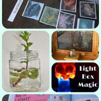 Natural Science Activities for Kids and Mom's Library #95