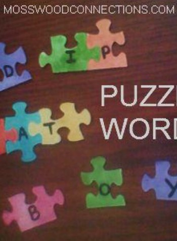 puzzle words
