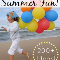 Giveaway! The Ultimate Guide to Summer Fun for Kids