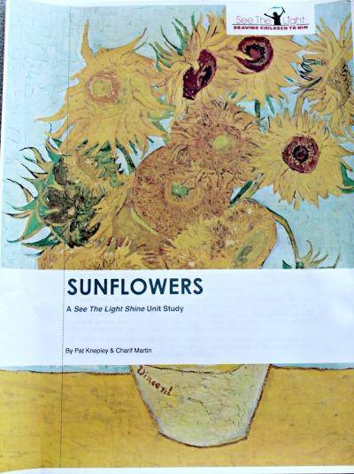 sunflower unit study