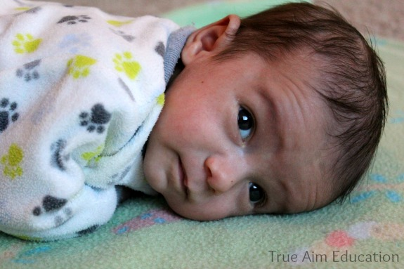 tummy time newborn exercises