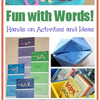 Fun with Words and Mom's Library #94