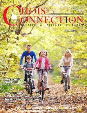 Christian Homeschoolers of Idaho state magazine