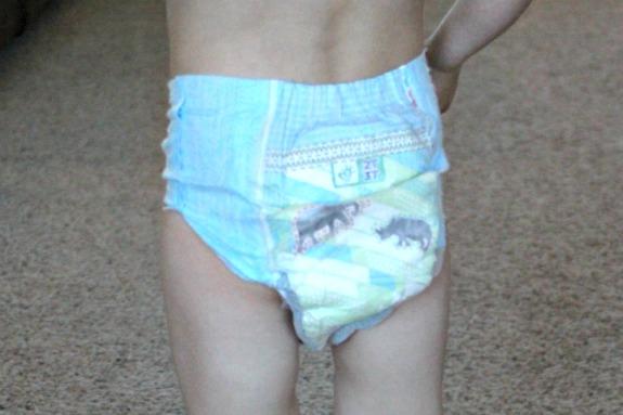 easy ups potty training