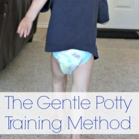 The Gentle Potty Training Method