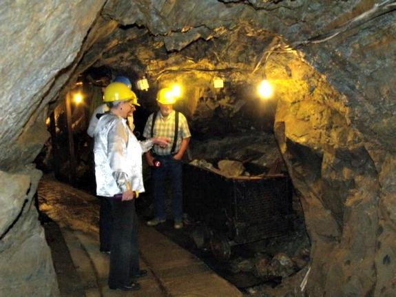 idaho gold mine