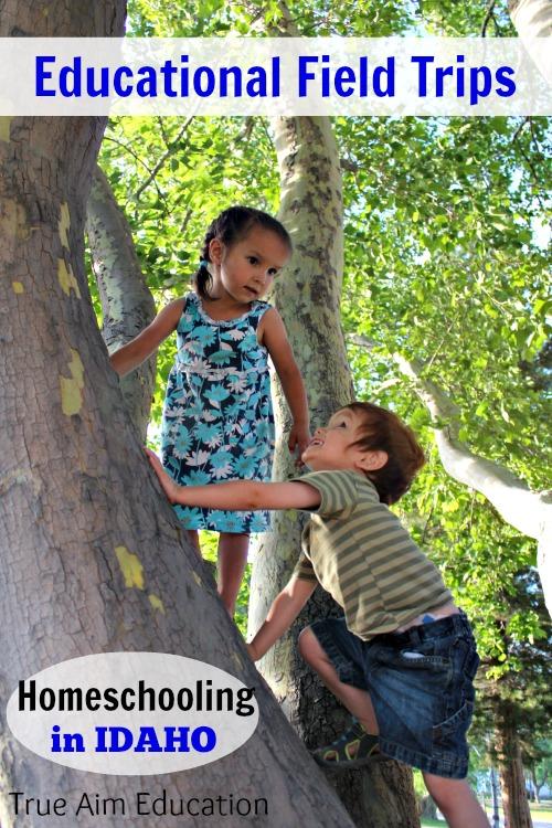 homeschooling in idaho educational field trips