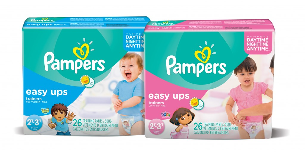 pampers easy ups image