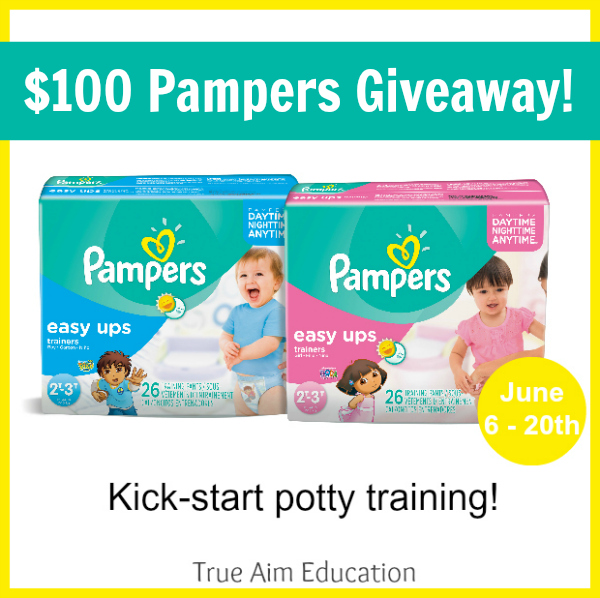 potty training giveaway