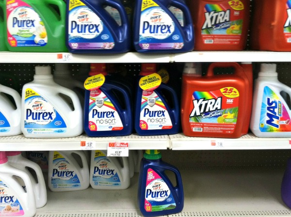purex no sort laundry