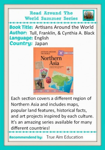Reading Around the World: Japan