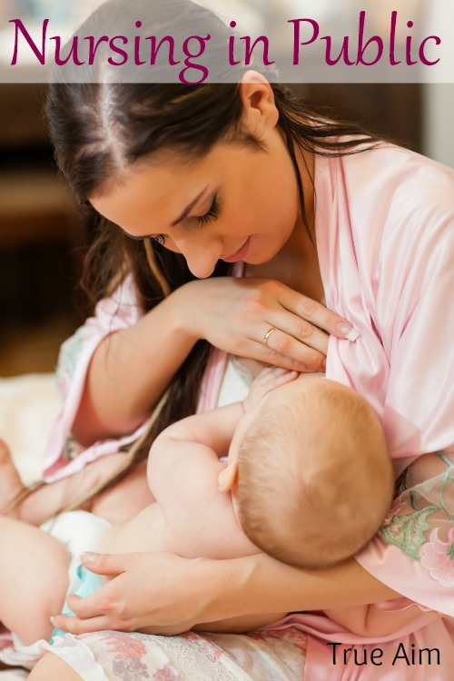 Is breastfeeding in public ok?