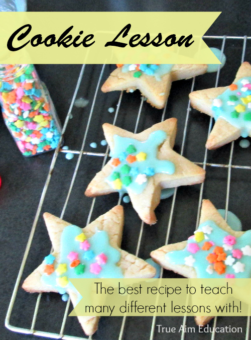 cooking with kids easiest cookie recipe