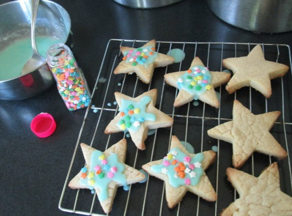 easy star cookies