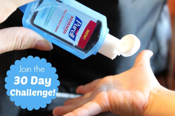 purell challenge