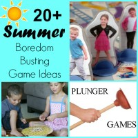 20+ Boredom Busting Game Ideas for Kids and Mom's Library #99