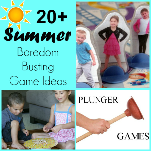 summer game ideas