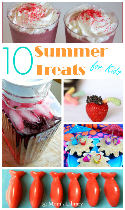 summer treats for kids