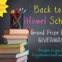 Back to Homeschool Giveaway!
