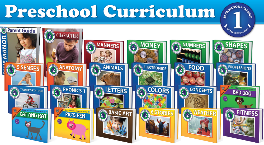 Christian Preschool Curriculum