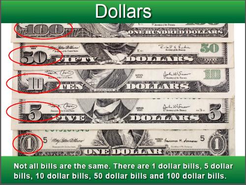 Preschool Money
