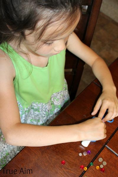 DIY Jeweled Hand Sanitizer