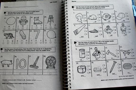 pearson homeschool phonics