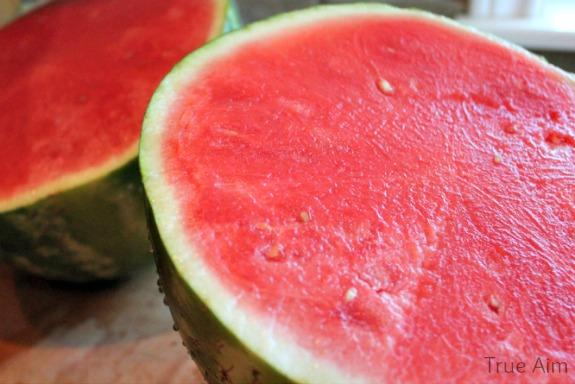 Watermelon for watermelon cooler