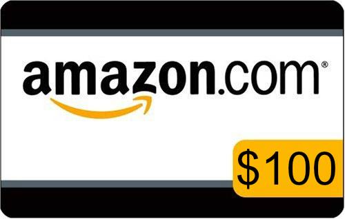 100 amazon-gift-card giveaway
