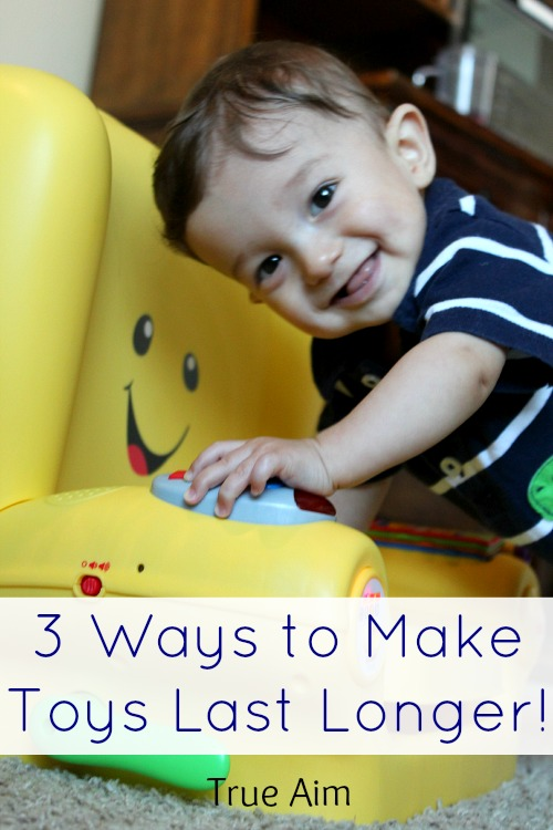 ways to make toys last longer