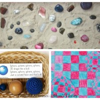 Sphere Themed Activities and Mom's Library #105