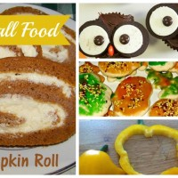 Fun Fall Food for Kids and Mom's Library #108