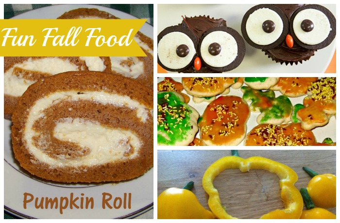 fun fall food
