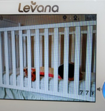 levana baby video montior
