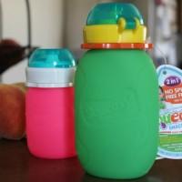 Mango Smoothie Recipe and a No Mess Solution!