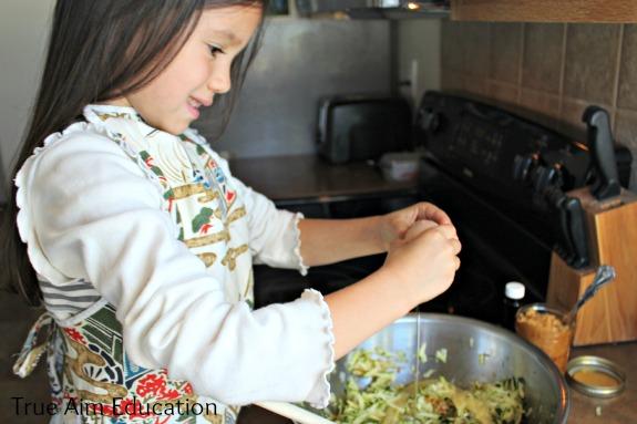 zucchini bread eggs