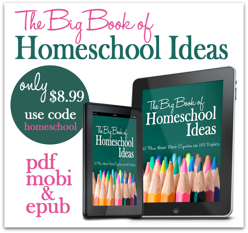 book homeschooling ideas