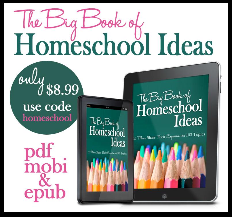 book homeschooling ideas