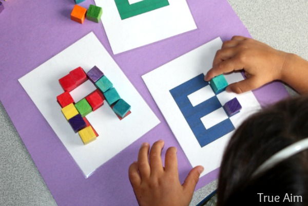 Cube puzzle printables