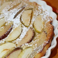 Cooking with Kids: Apple Clafouti