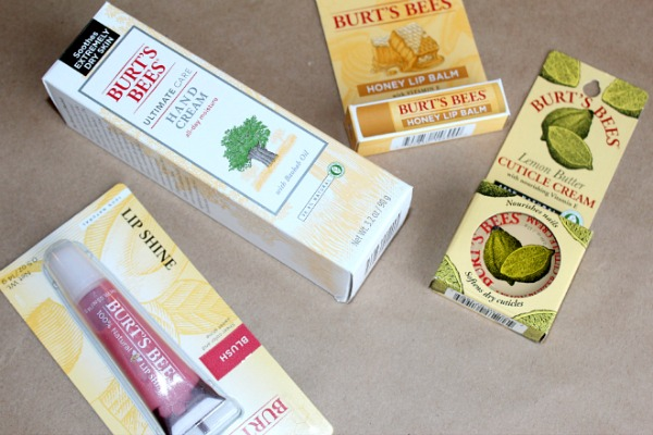 burts bees products