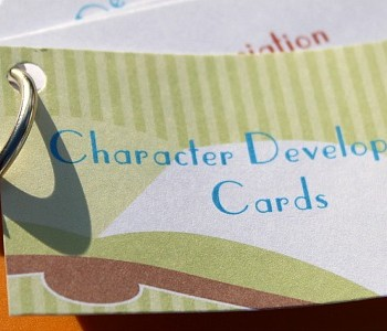 character building cards free printable