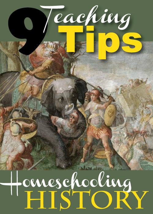 9-Homeschooling-Teaching-Tips-for-History
