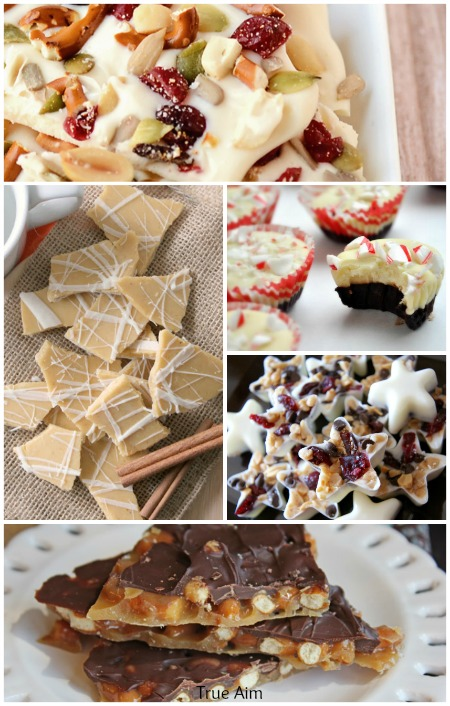 Homemade edible christmas gift ideas