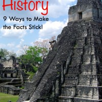 How to Homeschool History: 9 Teaching Tips
