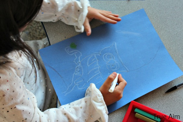 art curriculum for kids