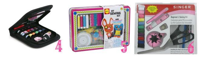 beginner sewing kits